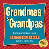 Grandmas & Grandpas - 2017 Boxed Calendar Calendars