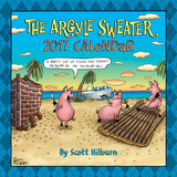 The Argyle Sweater - 2017 Calendar Calendars