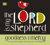 Goodness and Mercy - 2017 Calendar Calendars
