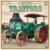 Vintage Tractors - 2017 Calendar Calendars