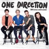 One Direction Global - 2017 Mini Calendar Calendriers