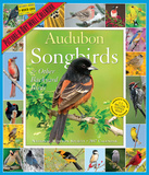 Audubon Songbirds & Other Backyard Birds Picture-A-Day - 2017 Calendar Calendários