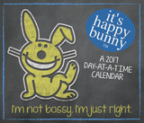 It's Happy Bunny - 2017 Boxed Calendar Calendars