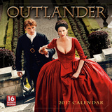 Outlander - 2017 Calendar Calendars