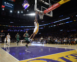 Boston Celtics v Los Angeles Lakers Photo by Kevork Djansezian