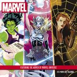 Women of Marvel - 2017 Calendar Calendars