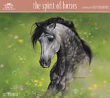 Lesley Harrison - The Spirit of Horses - 2017 Calendar Kalendere
