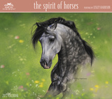 Lesley Harrison - The Spirit of Horses - 2017 Calendar Calendars