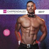 Chippendales - 2017 Calendar Calendarios