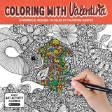 Coloring with Valentina - 2017 Calendar Calendars