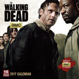 The Walking Dead - 2017 Calendar Kalendere