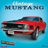 Vintage Mustangs - 2017 Calendar Calendars