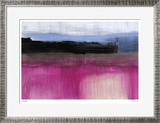 Color Inspiration 5 Framed Giclee Print by David Morico