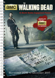 The Walking Dead - 2017 Planner Kalendere