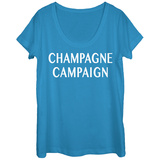 Womans: Double Campaingn Scoop Neck Shirts