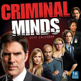 Criminal Minds - 2017 Calendar Calendars