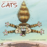 Gary Patterson's Cats - 2017 Mini Calendar Calendars