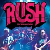 RUSH - 2017 Calendar Kalendere