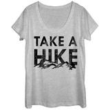Womans: Hike Them Hills Scoop Neck Vêtement