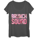 Womans: Brunch Squad Scoop Neck T-Shirts