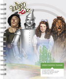 The Wizard of Oz - 2017 Planner Calendars