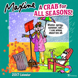 Maxine: A Crab For All Seasons - 2017 Calendar Calendars
