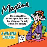 Maxine - 2017 Boxed Calendar Calendars