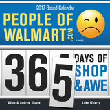 People of Walmart - 2017 Boxed Calendar Calendars