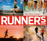 Runner's World - 2017 Boxed Calendar Calendars