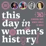 This Day In Women's History - 2017 Boxed Calendar Calendars