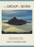 The Group of Seven - 2017 Planner - Takvimler