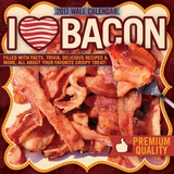 I Love Bacon - 2017 Calendar Kalenders