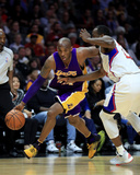 Los Angeles Lakers v Los Angeles Clippers Photographie par Sean M Haffey