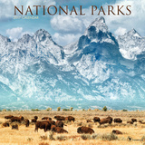 National Parks - 2017 Calendar Calendriers