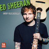 Ed Sheeran - 2017 Calendar Calendars