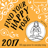 Find Your Happy Pose - 2017 Boxed Calendar Calendars