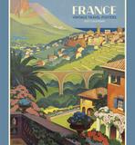 France: Vintage Travel Posters - 2017 Calendar Calendars