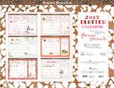 Susan Branch - 2017 Desk Blotter Kalendere