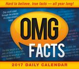 OMG Facts - 2017 Boxed Calendar Calendários