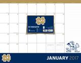 University of Notre Dame - 2017 Desk Blotter Calendars