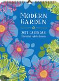 Modern Garden - 2017 Poster Calendar - Takvimler