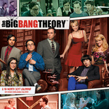The Big Bang Theory - 2017 Calendar Calendars