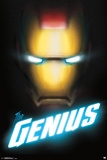 Iron Man- The Genius Prints