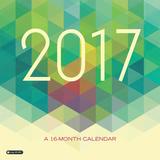 Geometric - 2017 Calendar Calendars