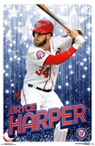 Washington Nationals- Bryce Harper 2016 Pôsters