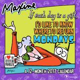 Maxine - 2017 Mini Calendar Calendars