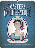 Masters of Literature - 2017 Poster Calendar Calendriers