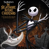 The Nightmare Before Christmas - 2017 Calendar Calendars