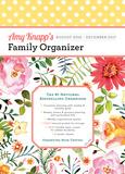Amy Knapp Family Organizer - 2017 Planner Calendars