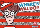 Where's Waldo - 2017 Calendar Calendars